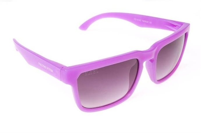 Blocx Okulary Purple Mat #47