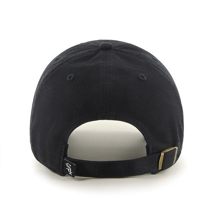 Czapka z daszkiem 47 Brand MLB Chicago White Sox black