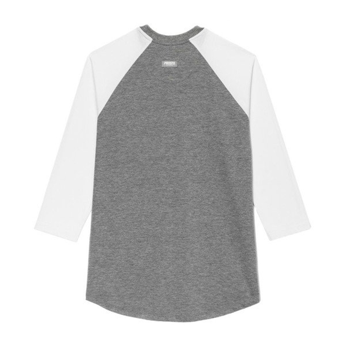 Longsleeve Prosto damski SIMPLE gray