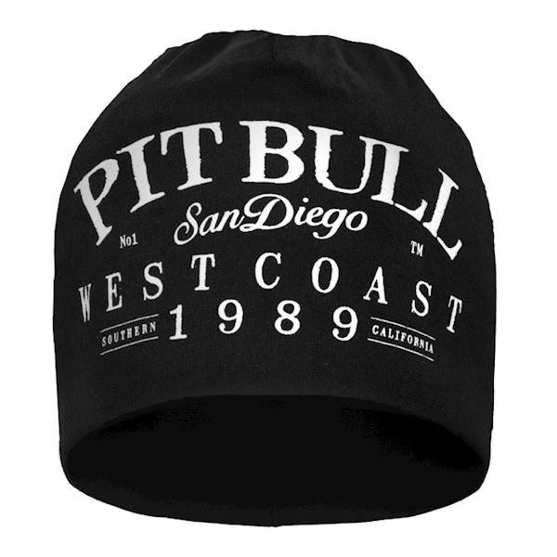 61ed21cc47bf8a Czapka Pit Bull Oldschool Beanie black - Producent: PITBULL - Cena ...