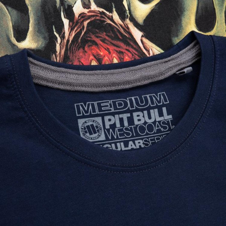Koszulka T Shirt Pit Bull Desperado dark navy