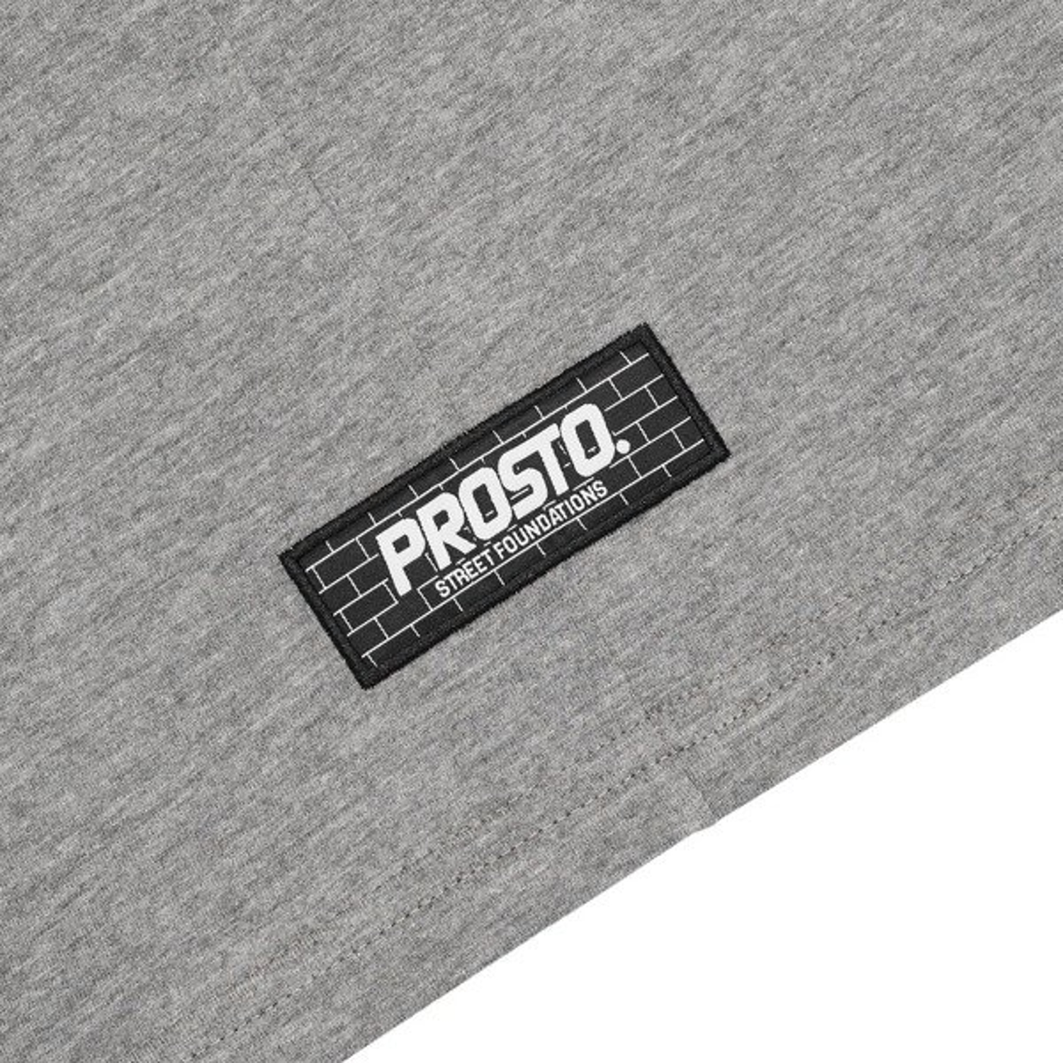 14d9c9f9f9dd0 Koszulka T-Shirt Prosto Klasyk Brick Shield grey - Producent  PROSTO ...