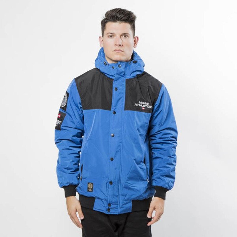 4a7f4c59c0474 Kurtka zimowa Mass Denim Republic Jacket blue - Producent: MASS - Cena: -  KURTKI JESIEŃ/ZIMA - Sklep internetowy Patshop