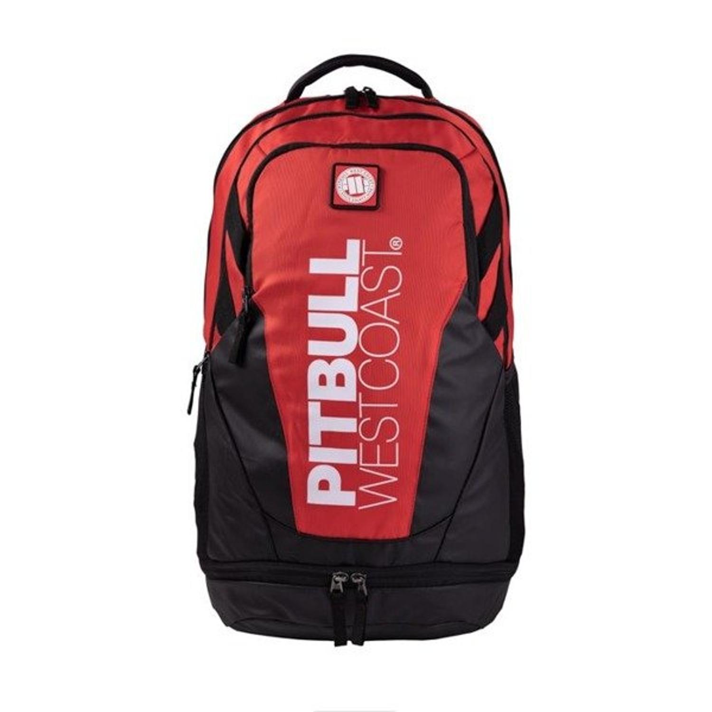 897e5a395bf1d Plecak sportowy Pitbull TNT backpack red - Producent: PITBULL - Cena: -  AKCESORIA PLECAKI - Sklep internetowy Patshop