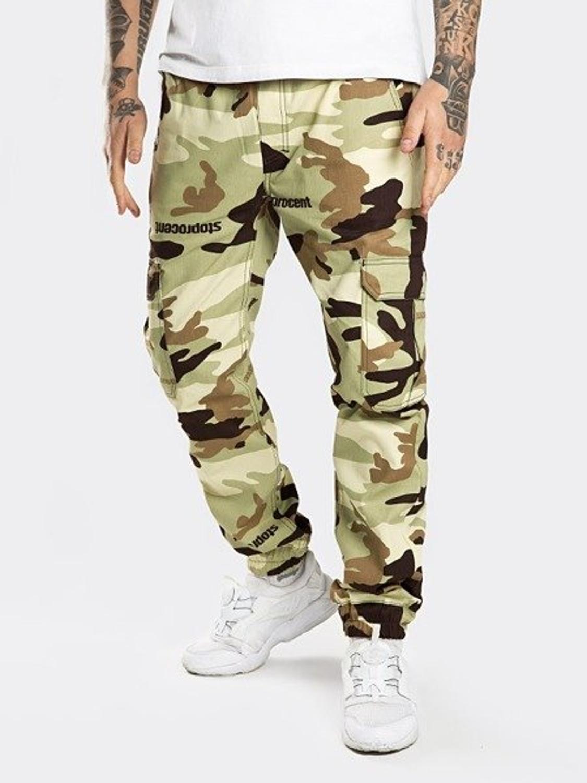 831182efdba55b Spodnie Jogger Stoprocent New Army bojówki camo desert - Producent:  STOPROCENT - Cena: - SPODNIE JOGGER - Sklep internetowy Patshop