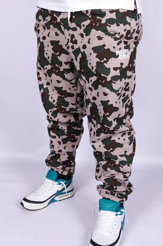 3b7908d8f4fe73 Spodnie dresowe Patriotic CLS 17 camo - Producent: PATRIOTIC - Cena: -  SPODNIE DRES - Sklep internetowy Patshop