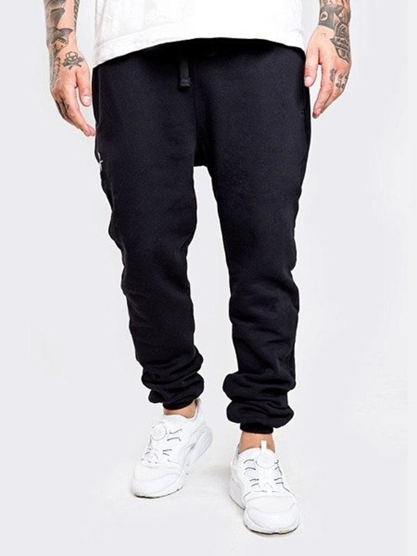 7ff7df3929 Spodnie dresowe Stoprocent Base Smalltag black - Producent  STOPROCENT -  Cena  - SPODNIE DRES - Sklep internetowy Patshop