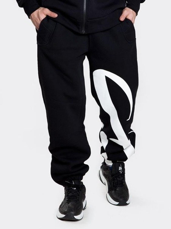 3c7ab42a6d Spodnie dresowe Stoprocent Bigtag18 black - Producent  STOPROCENT - Cena  - SPODNIE  DRES - Sklep internetowy Patshop