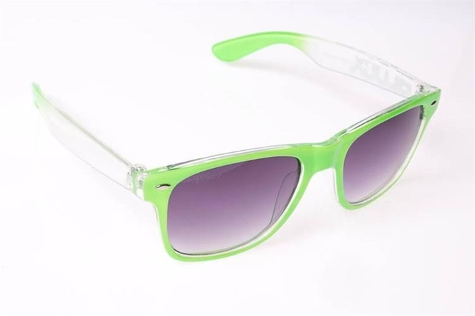 Blocx Okulary Clear X Green #31