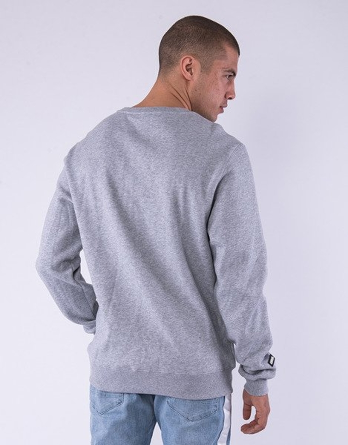 Bluza Cayler & Sons Crowned crewneck grey