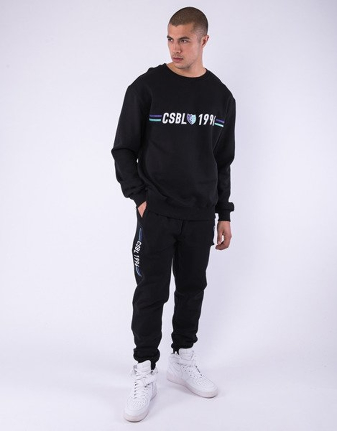 Bluza Cayler & Sons Insignia Box crewneck black