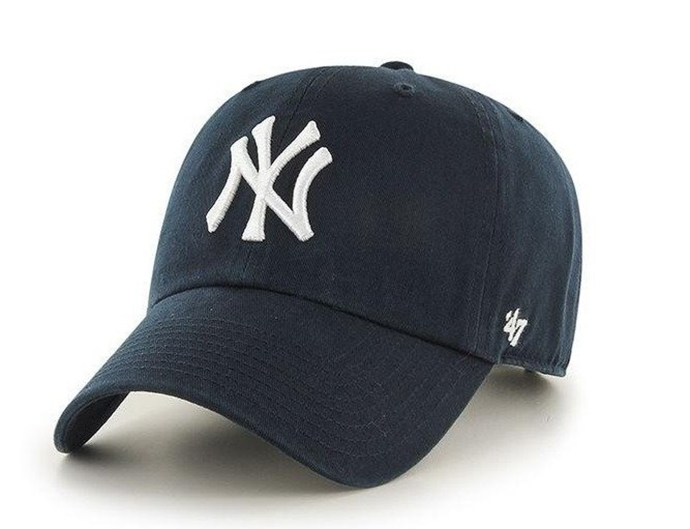 Czapka z daszkiem 47 Brand MLB New York Yankees navy Youth