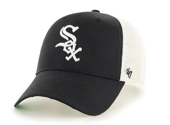 Czapka z daszkiem 47 Brand MLB Trucker Chicago White Sox black