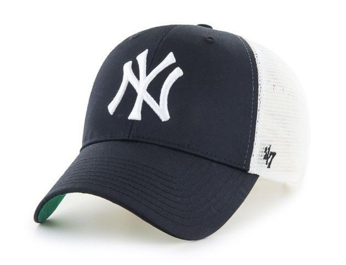 Czapka z daszkiem 47 Brand MLB Trucker New York Yankees black