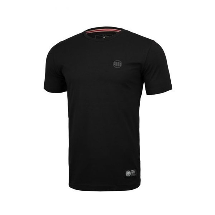 Koszulka T-Shirt Pit Bull Slim Fit Lycra Small Logo black