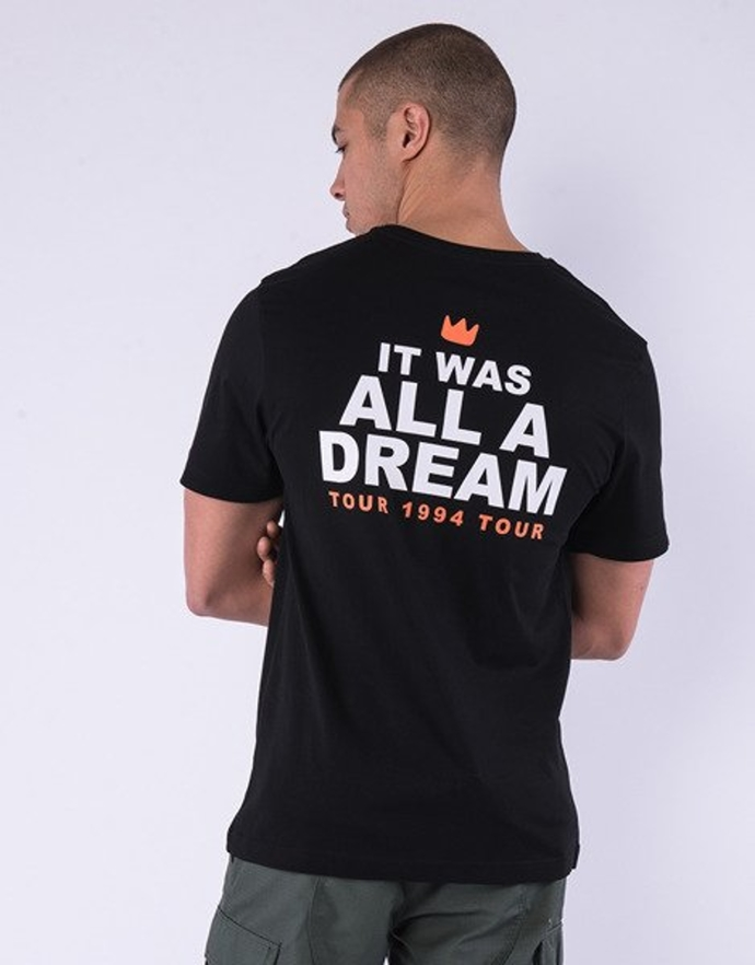 Koszulka T-shirt Cayler & Sons A Dream Tour Tee black