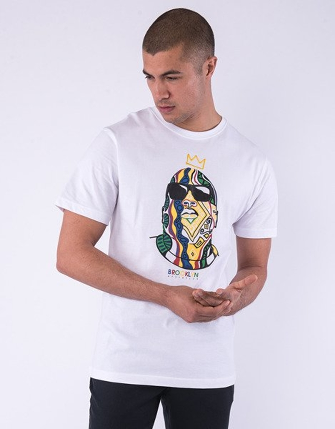 Koszulka T-shirt Cayler & Sons Crowned white