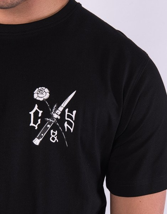Koszulka T-shirt Cayler & Sons Enemies Tee black