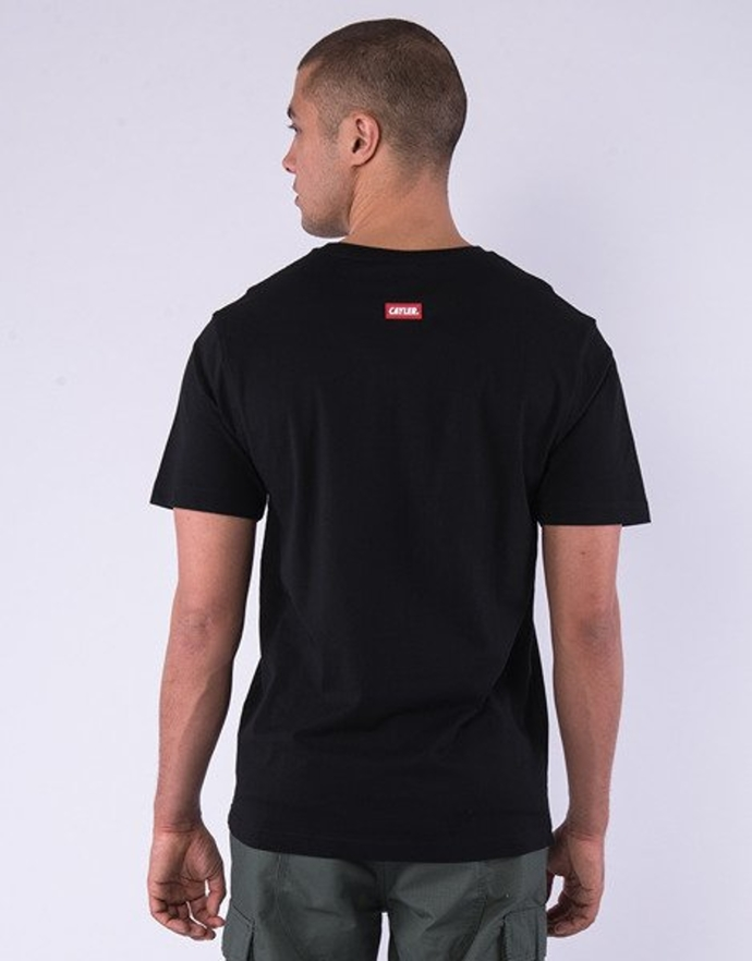 Koszulka T-shirt Cayler & Sons Take Stance Tee black