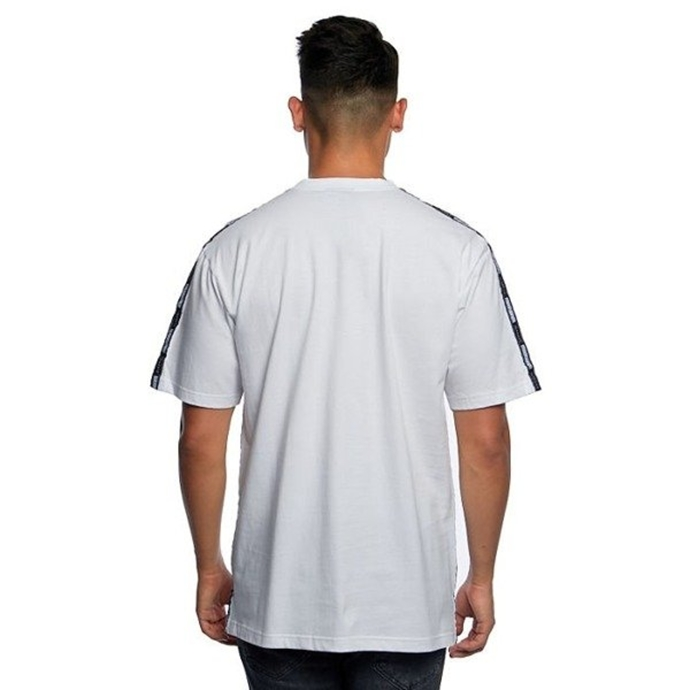Koszulka t-shirt Mass Dnm Gap white
