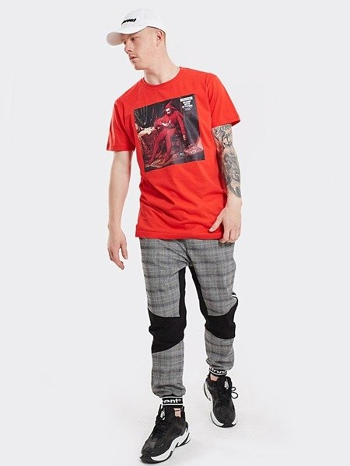 Koszulka t-shirt Stoprocent Sadboy red