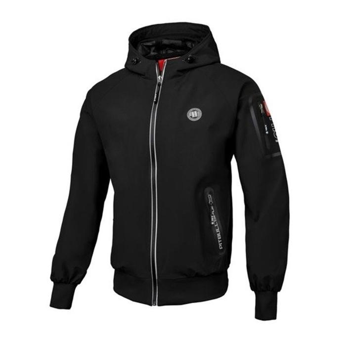 d24dac5d4fa4a Kurtka wiosenna Pit Bull Louden jacket black