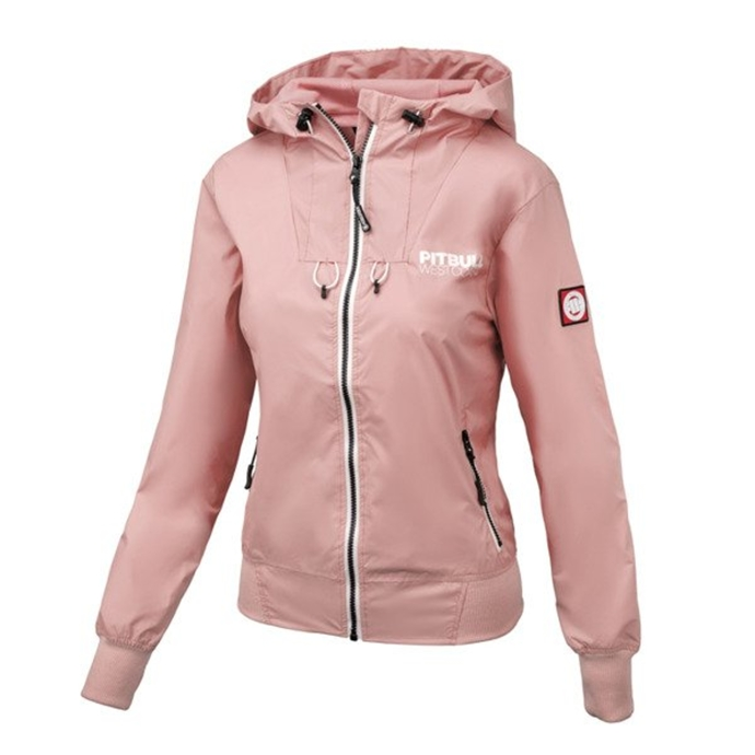 12ff0e4b4636 Kurtka wiosenna damska Pit Bull AAricia 4 jacket powder pink