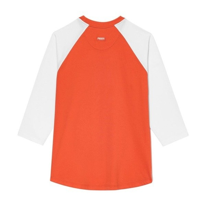 Longsleeve Prosto damski SIMPLE orange