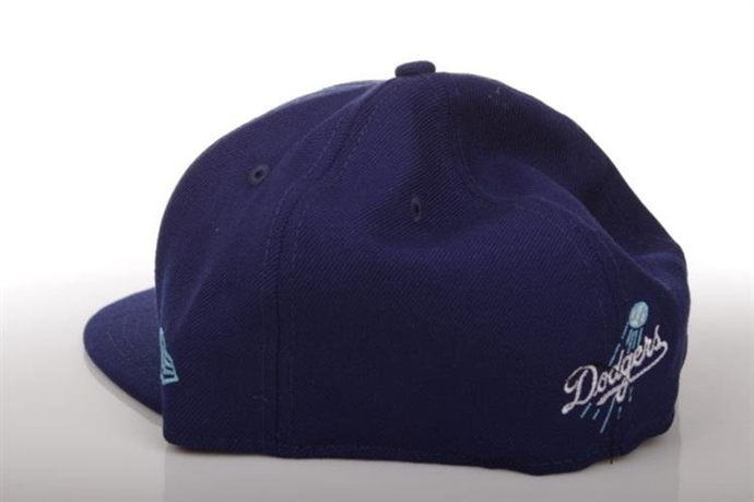 NEW ERA CAP OVER SCRIPTER LOS-DOD ROYAL
