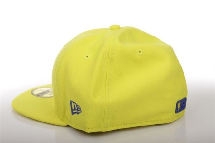 NEW ERA CAP SEASONAL BASIC SAF-GIA YELL-BTRYL