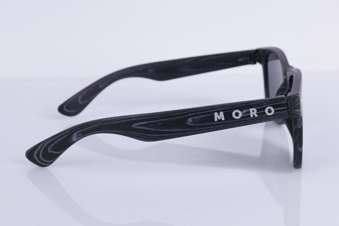Okulary Moro Sport Wood black