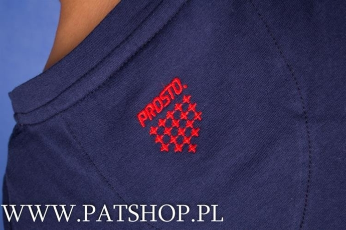 Prosto EL Tanktop Captank Top Navy