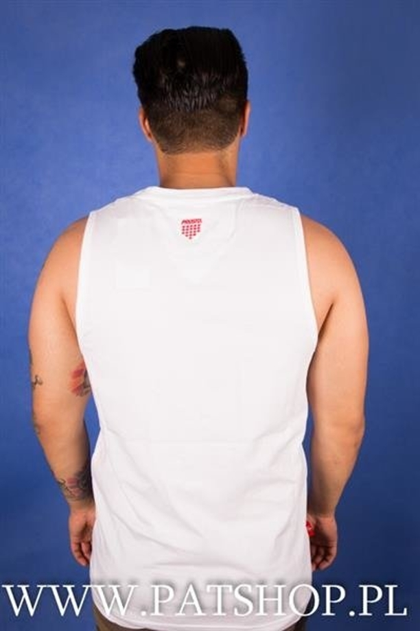 Prosto EL Tanktop Captank Top White