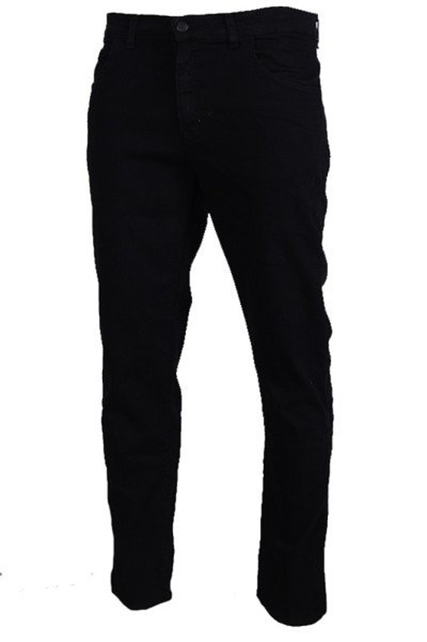 Spodnie Moro Sport Mini Slant Tag Pocket jeans black