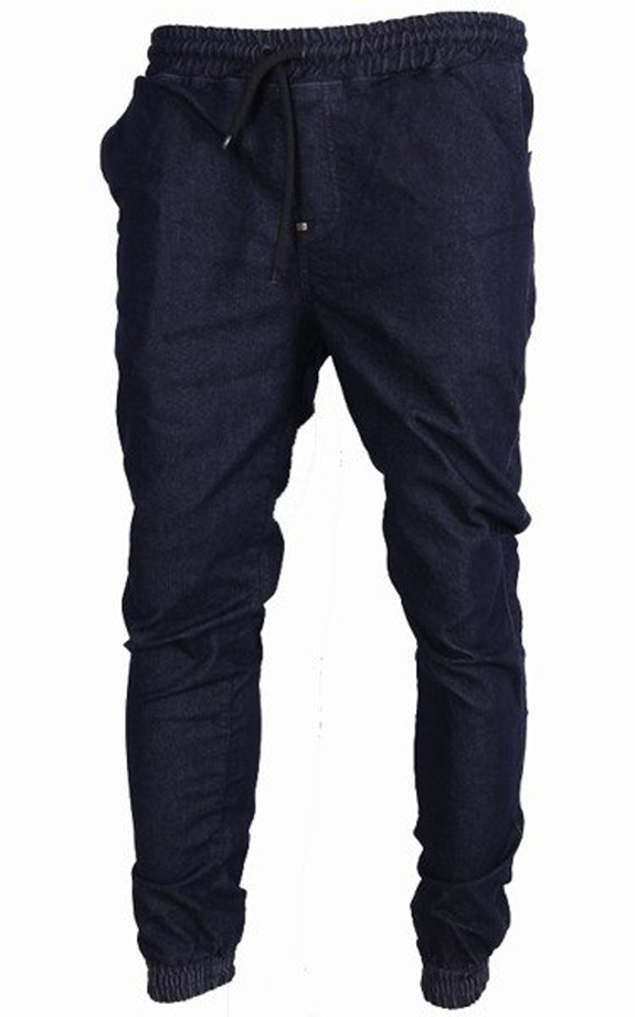 Spodnie jogger Moro Sport Big Paris navy