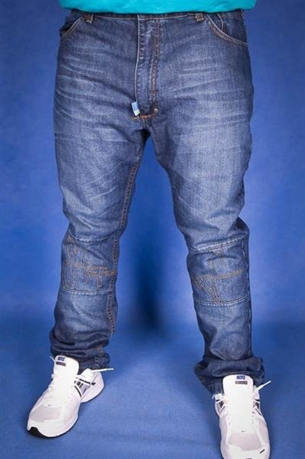 Stoprocent Spodnie Jeans Slim Low Knees