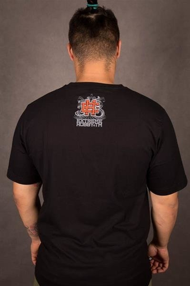 T-shirt Extreme Hobby 58 basic black