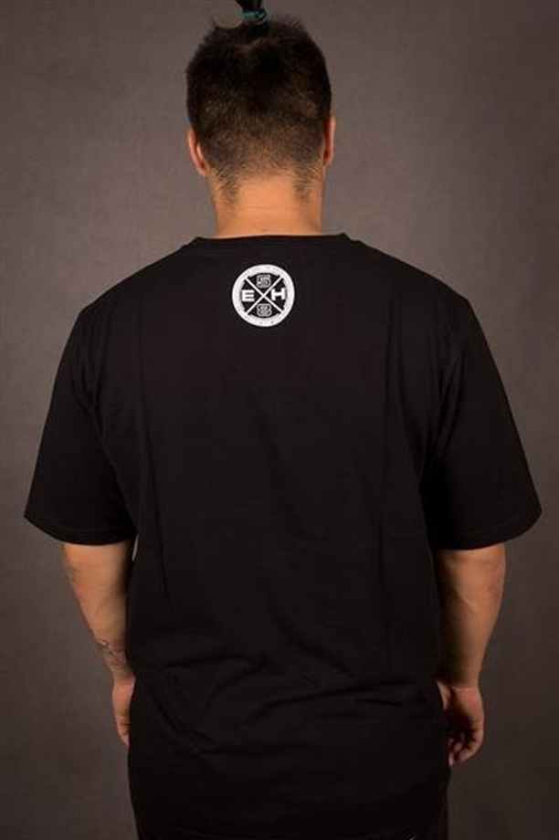 T-shirt Extreme Hobby Iron Fist Black