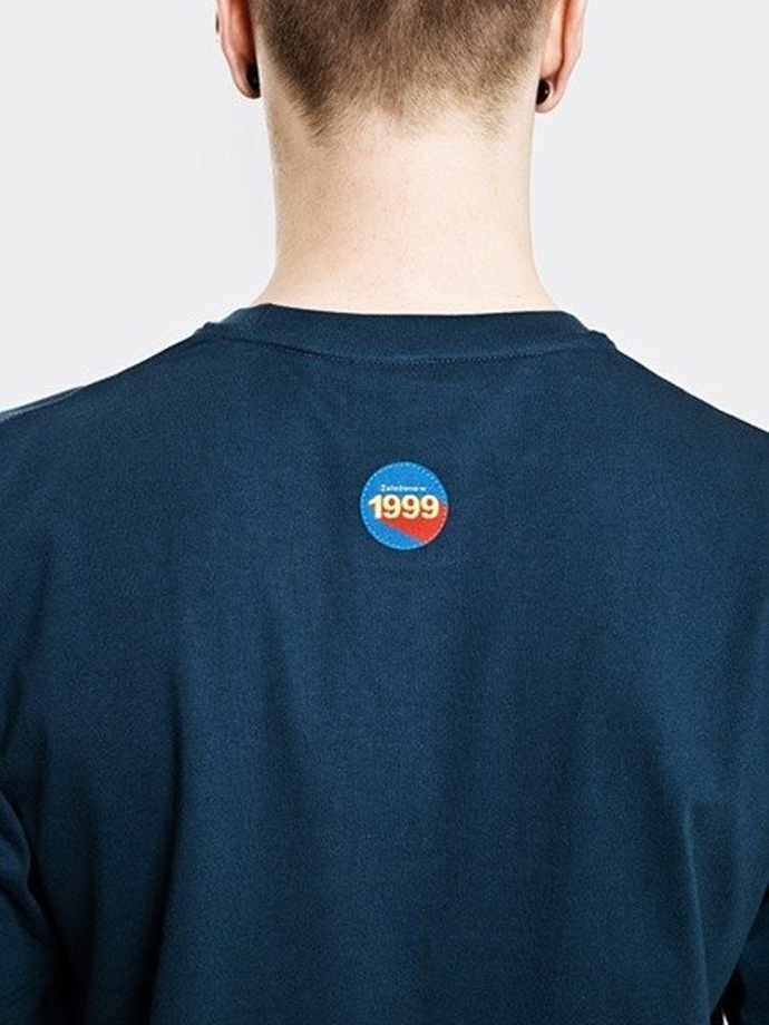 T-shirt Stoprocent ARCADE TAG Dark Blue